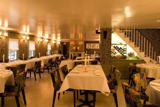 long island fine dining restaurant the living room joins spe certified - Living Room East Hampton