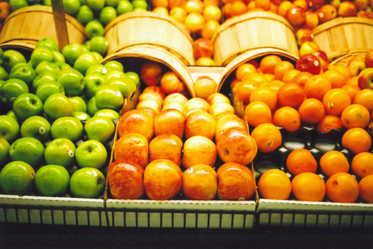 How a Young Professional (and Dietitian!) Navigates the Supermarket