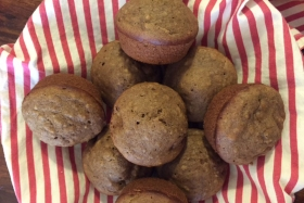 Recipe: Apple Spice Muffins