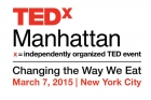 TedX Manhattan 2015 - Changing the Way We Eat