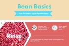 Infographic: Tips for More Digestible Beans