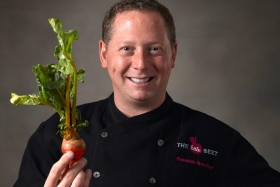 Q&A with Franklin Becker, Chef Partner at The Little Beet