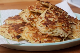 Healthy Latke Recipe