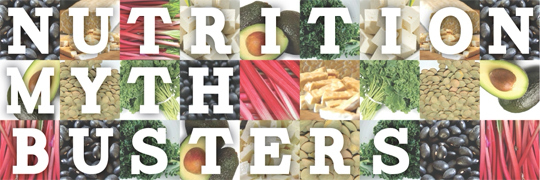 Nutrition Myth-busters: Vegetarian Diets