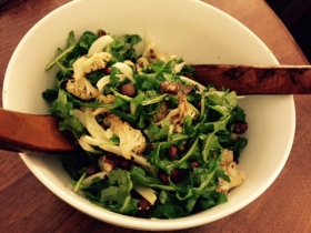 Recipe: Spiced Winter Salad