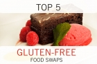 Eating Gluten Free: 5 Healthy, Gluten Free Alternatives