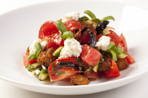 feta salad watermelon tomato salad with tomato watermelon salad with ...