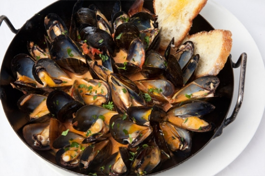 Mussels Provencal | Simple. Tasty. Good.